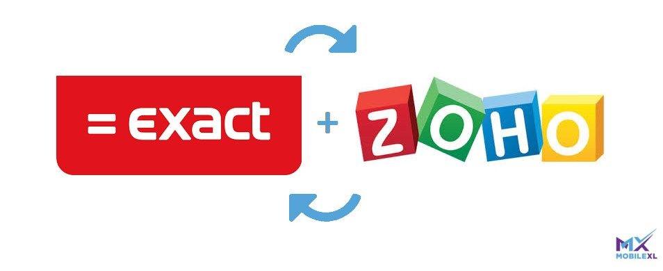 Exact Online integratie met Zoho CRM