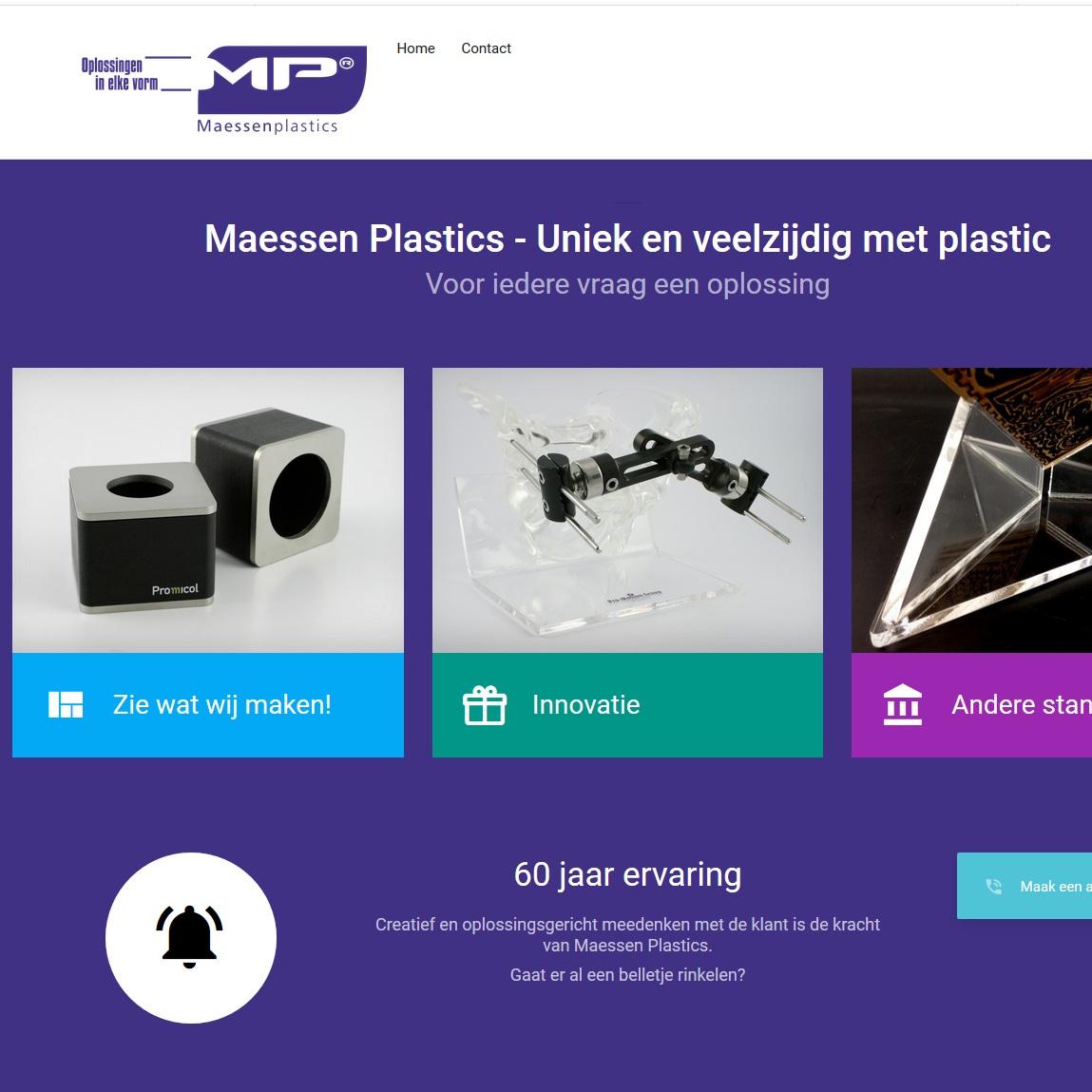 Maessen Plastics Maastricht