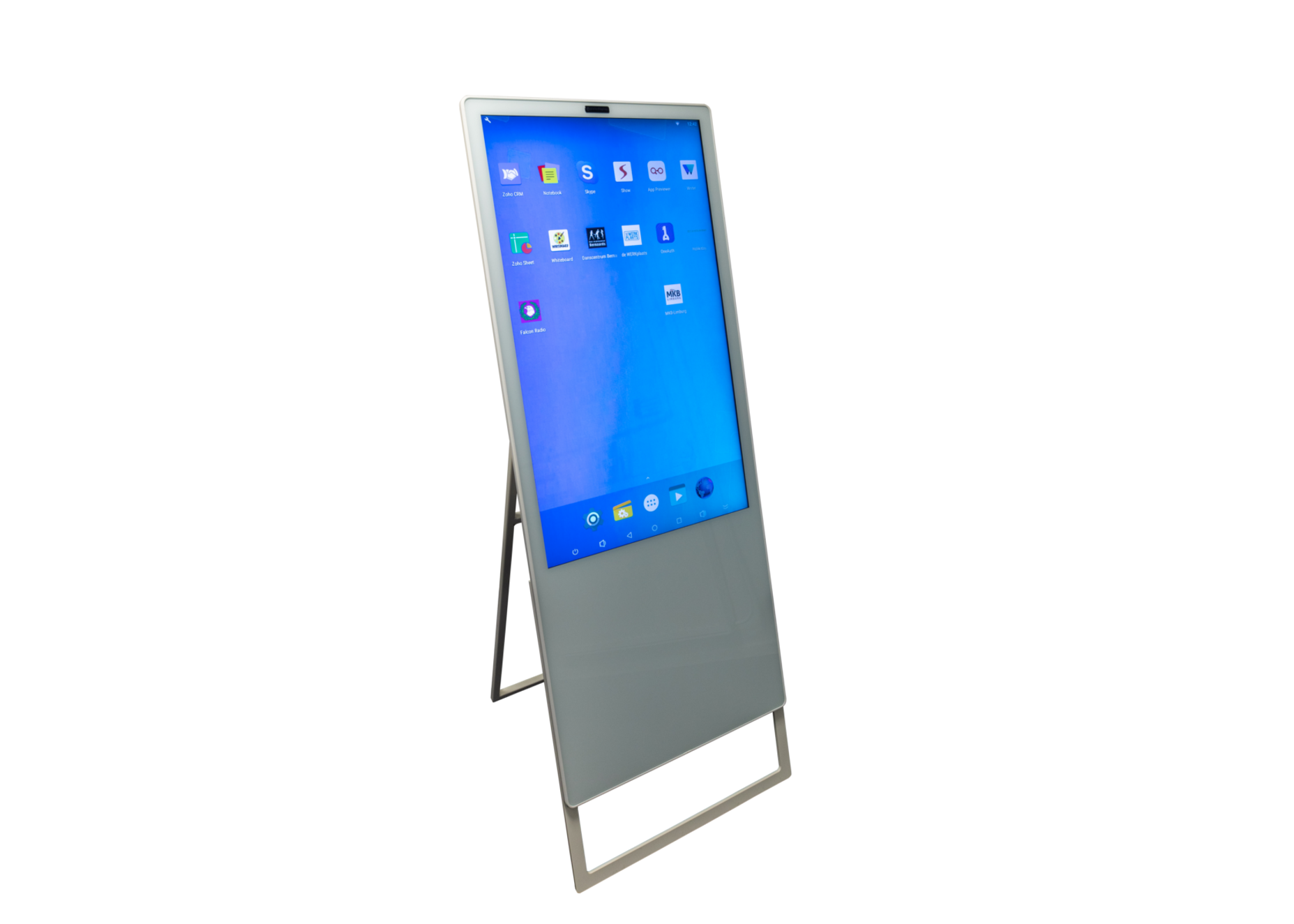 """PixioDisplay 43"""" inch Android Tablet"""