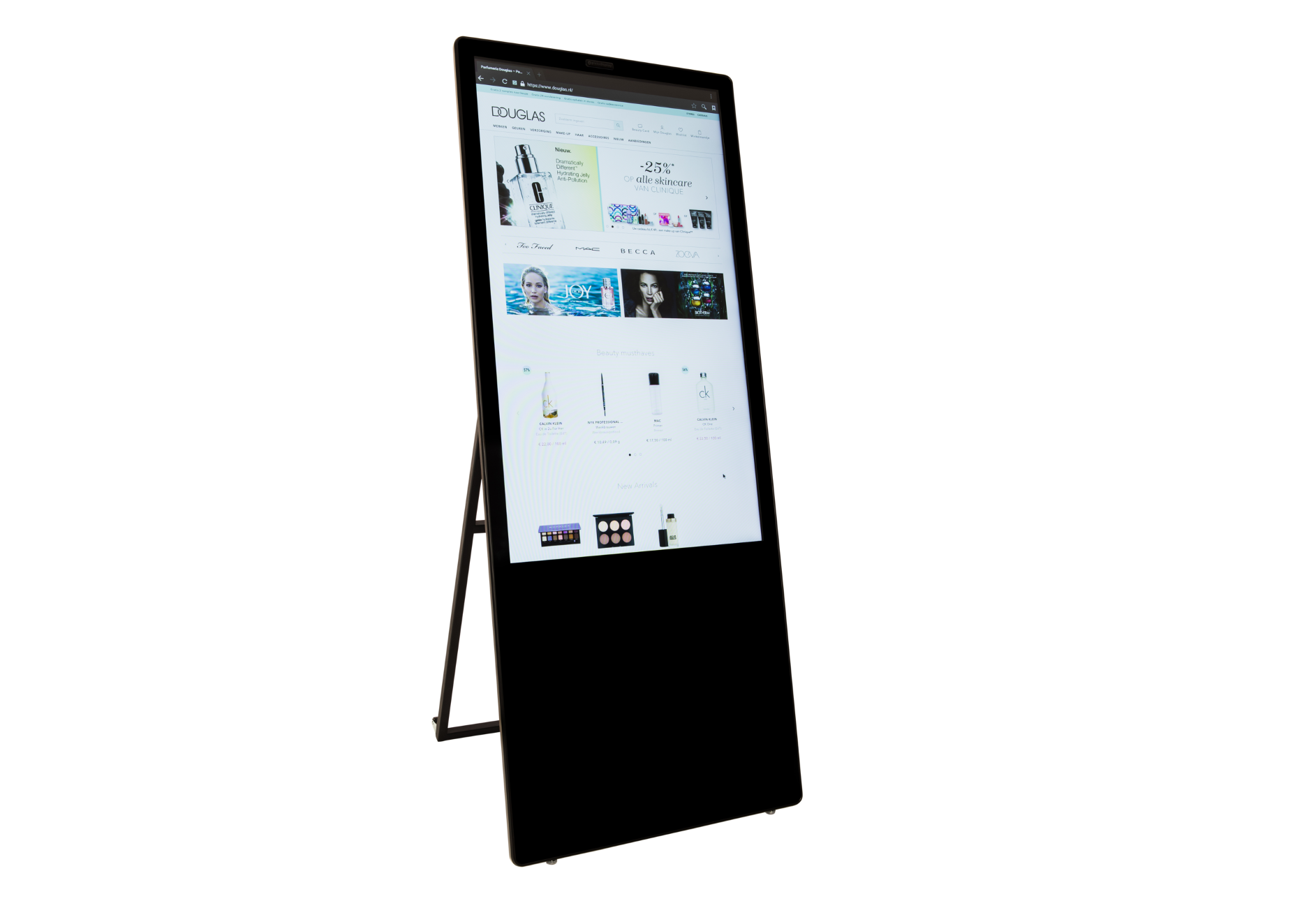 Pixiodisplay Android Tablet