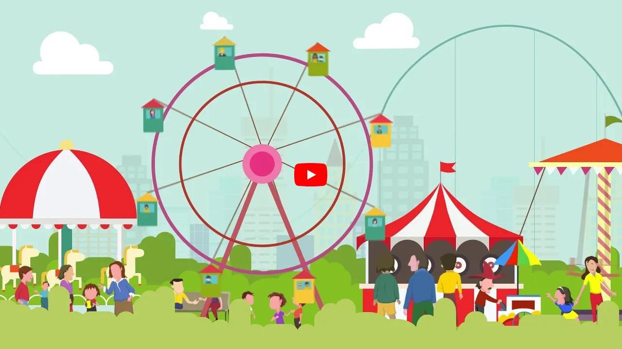 Zoho SalesIQ video achtergrond